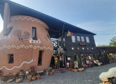 A day in Horezu, the city of pottery – tourist attractions Horezu